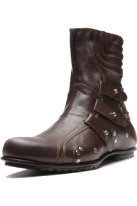 Cesare Paciotti Boots -  Paciotti 4US Brown Boot