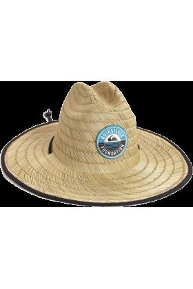 Quiksilver Cap -  Quiksilver Men's Ryder Straw Hat Natural