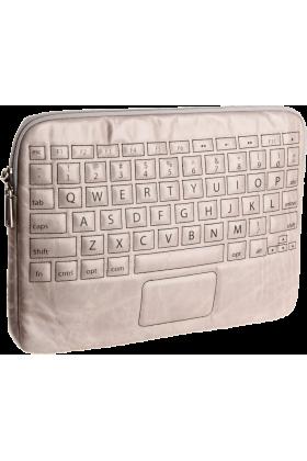 Rebecca Minkoff Bag -  Rebecca Minkoff Stitched Virginia 15 Inch Laptop Bag Grey