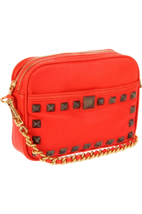 Rebecca Minkoff Bag -  Rebecca Minkoff The Chance Cross Body Persimmon