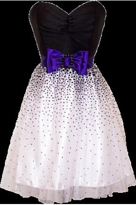 Pacificplex vestiti strapless prom dress holiday n b for Vestiti amazon