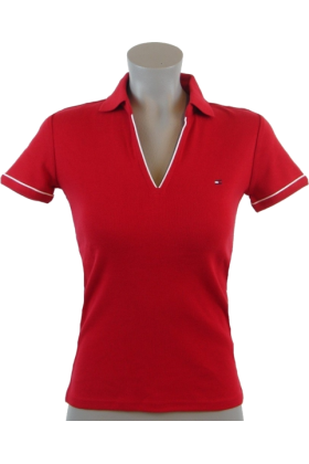 Tommy Hilfiger Shirts Tommy Hilfiger Women Classic Red