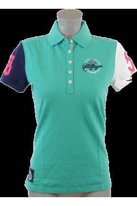 Tommy Hilfiger Shirts Tommy Hilfiger Women Classic Green