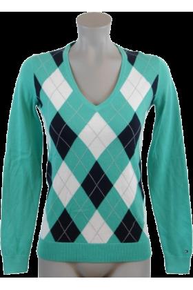 tommy hilfiger pullovers tommy hilfiger women logo green. Black Bedroom Furniture Sets. Home Design Ideas