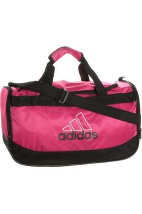 adidas Torbe -  adidas Defender Small Duffel Intense Pink