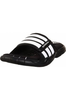 adidas Sandals -  adidas Men's SS 2G Slide 2M Sandal Black/Running White/Running White