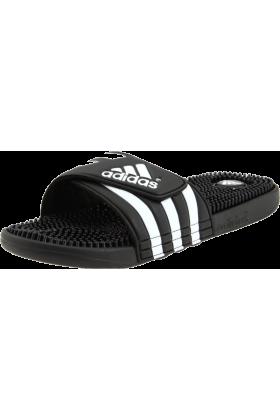 adidas Sandals -  adidas Originals Men's Adissage Sandal Black/Black/White