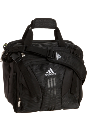adidas Torbe -  adidas Scorch Compression Briefcase Black