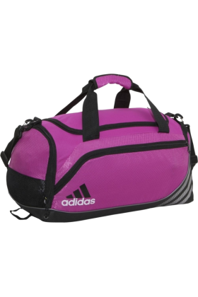 adidas Bag -  adidas Team Speed Duffel Small Intense Pink/Black