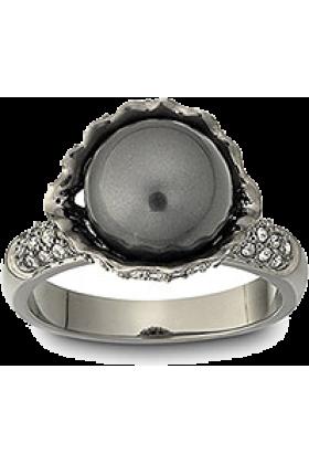 Taalma Rings -  Black Pearl