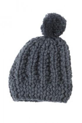 Shoptiques Cap -  Classic Pom Pom Hat