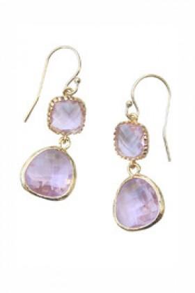 Shoptiques Brincos -  Drops of Jupiter Earrings