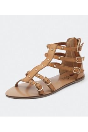 I Love Billy Sandals -  I Love Billy Imet Tan - Women Sandals