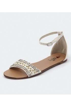I Love Billy Sandals -  I Love Billy Jenno White  - Women Sandals