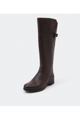 Rockport Boots -  Rockport Tristina Panel Boot Brown - Women Boots
