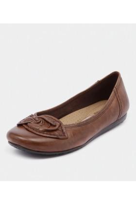 Planet Flats -  Planet Tac Tan - Women Shoes