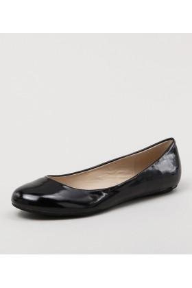 Verali Flats -  Verali Tess Black Patent - Women Shoes