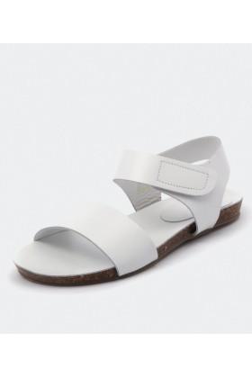 Django & Juliette Sandals -  Django & Juliette Immar White - Women Sandals