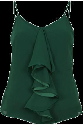 Doña Marisela Hartikainen Top -  Top Green