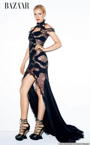 Black Gown - LOOKBOOK