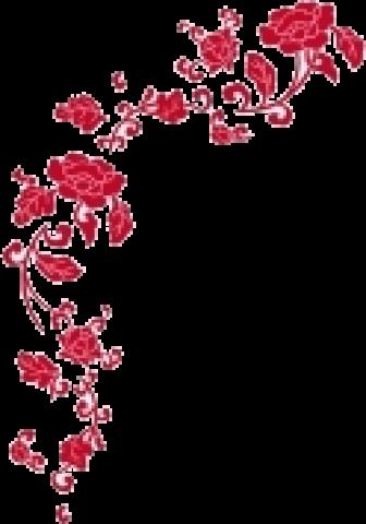 flower corner frame katarina grbic trendme net golden floral corners frame 1 by paw prints designs on