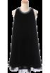 TOMORROWLAND (トゥモローランド) ワンピース・ドレス -  ベルベットビジュー ワンピース