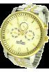 AK Anne Klein Watches -  AK Anne Klein Multifunction Champagne Dial Women's watch #10/9377CHTT
