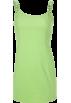 FECLOTHING Dresses -  Adjustable fashion dress with shoulder s