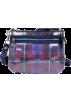 COACH Poštarske torbe -  Coach 44393 Poppy Pop C Swingpack Crossbody Messenger Berry