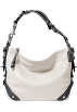 COACH Bag -  Coach Leather Carly Shoulder Hobo Bag Purse Tote 15251 White Grey