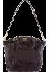 COACH Hand bag -  Coach Signature Madison Patent Leather Lindsay Handbag Plum