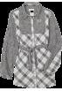DIESEL Long sleeves t-shirts -  Diesel Girls Cafty Blouse