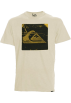 Quiksilver T-shirts -  Quiksilver Boxcar Tri-Blend Slim T-Shirt - Short-Sleeve - Men's