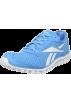 Reebok Tenisówki -  Reebok Women's Realflex Running Shoe Blue Blink/White