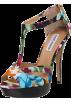 Steve Madden Piattaforme -  Steve Madden Women's Haylow T-Strap Sandal