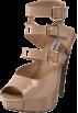 Steve Madden Platforms -  Steve Madden Women's Ronson Platform Sandal