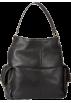 B. MAKOWSKY Hand bag -  B. MAKOWSKY Lombard Hobo Black