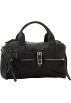 B. MAKOWSKY Hand bag -  B. MAKOWSKY Metropolitan Satchel Black
