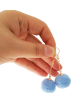 FECLOTHING Brincos -  Ball earrings