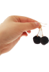 FECLOTHING Brincos -  Ball earrings