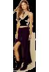 Modalist Skirts -  Barefoot Flounce Maxi Skirt
