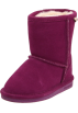 "Bearpaw Boots -  Bearpaw Emma 6.5"" Shearling Boot (Little Kid/Big Kid) Boysenberry"