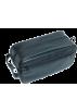 Buxton Accessories -  Buxton PVC Toiletry Travel Bag BLACK