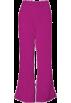 Amazon.com Pants -  Cherokee 4101 Low Rise Flare Scrub Pant Azalea