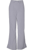 Amazon.com Pants -  Cherokee 4101 Low Rise Flare Scrub Pant Gray