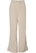 Amazon.com Pants -  Cherokee 4101 Low Rise Flare Scrub Pant Khaki