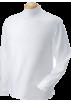 Chestnut Hill Long sleeves t-shirts -  Chestnut Hill Pima Mock Turtleneck. CH230 White
