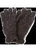 Amazon.com Gloves -  Echo Design Men's Marled Knit Glove with Fleece Lining Black