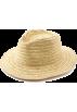 Amazon.com Hat -  Echo Design Women's Stripe Fedora Neon Yellow
