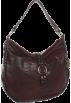 Frye Hand bag -  FRYE Roxanne Hobo Dark Brown